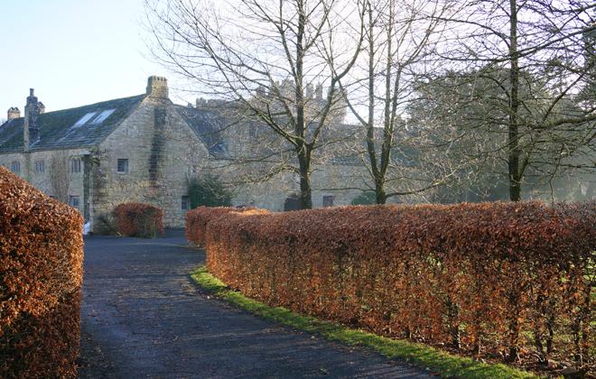 Askham Hall in Cumbria.
