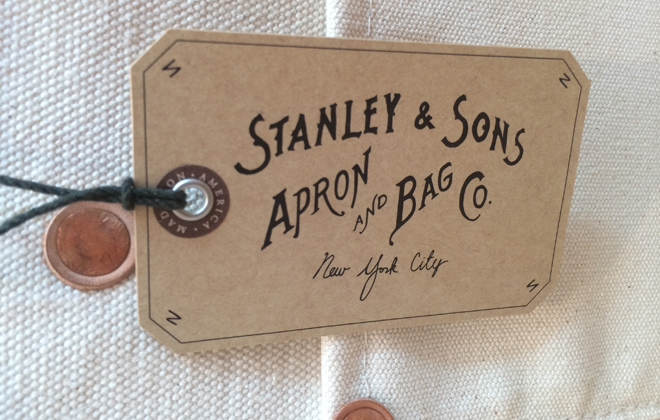 Stanley & Sons Apron and Bag Co.