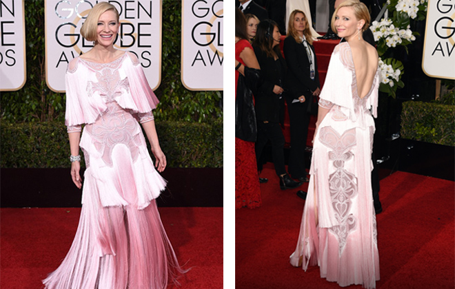Givenchy loves Cate Blanchett.