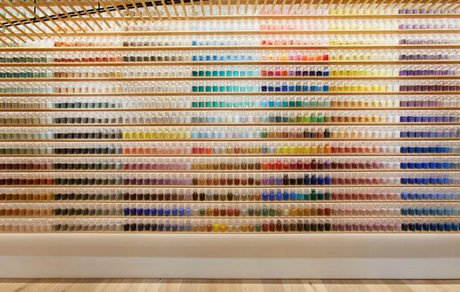 Tokyo's Pigment is a Work of Art.