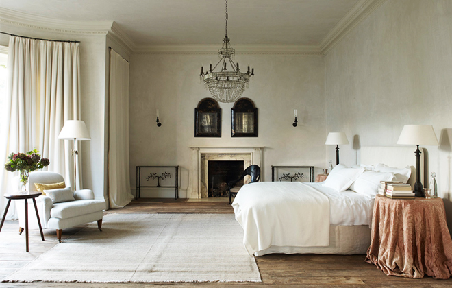 The stunning interiors of Rose Uniacke.