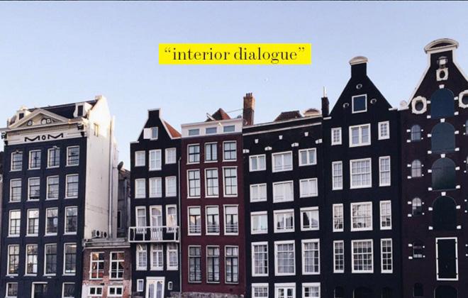 Interior Dialogue with Yas Bitarafan / Amsterdam