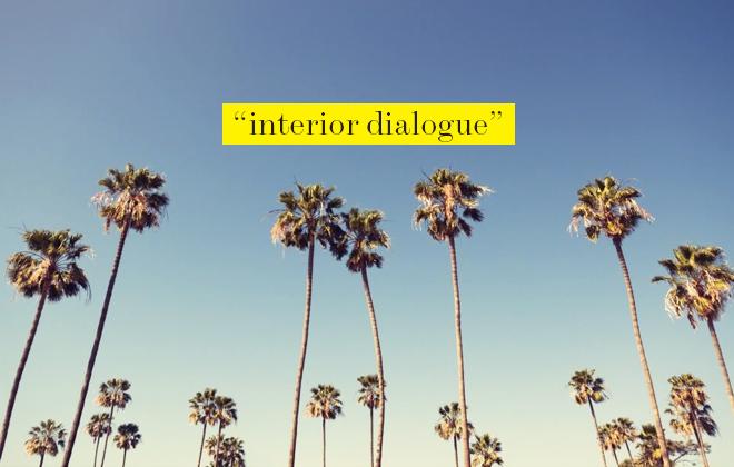 Interior Dialogue with Jeff Andrews / LA