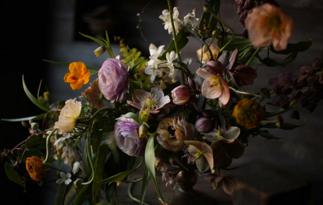Saipua's Whimsical Take on Flowers
