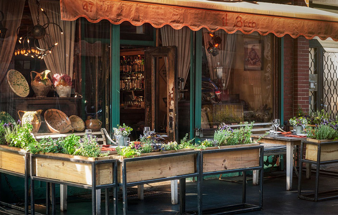 Il Buco: From Antiques to Fine Dining