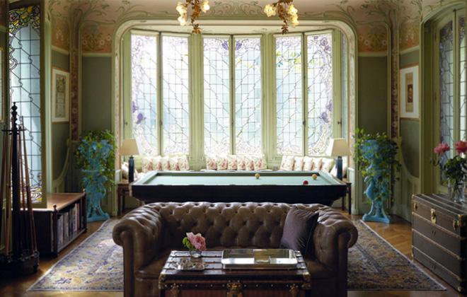 La Galerie a la Louis Vuitton