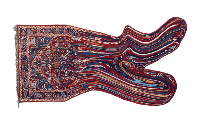 Faig Ahmed's Contemporary Take on Tradition