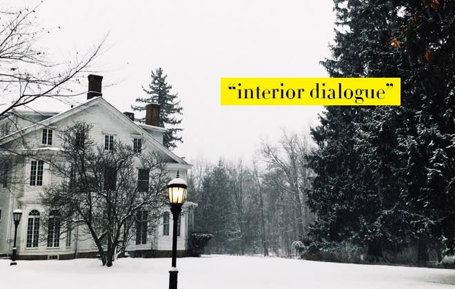 Interior Dialogue with House of Brinson
