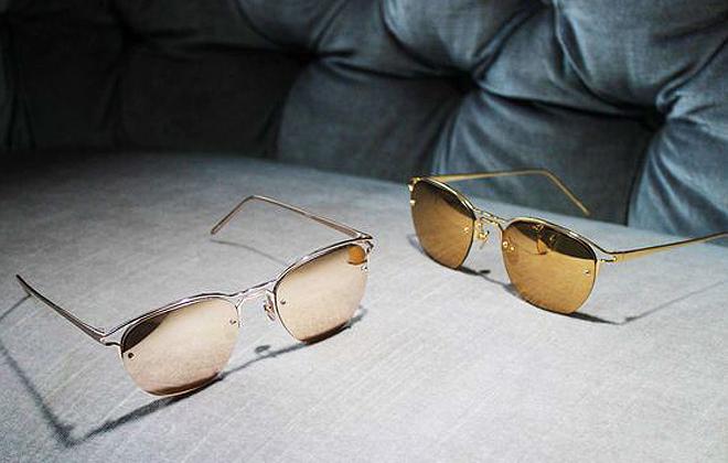 Linda Farrow's Fashion Forward Frames.