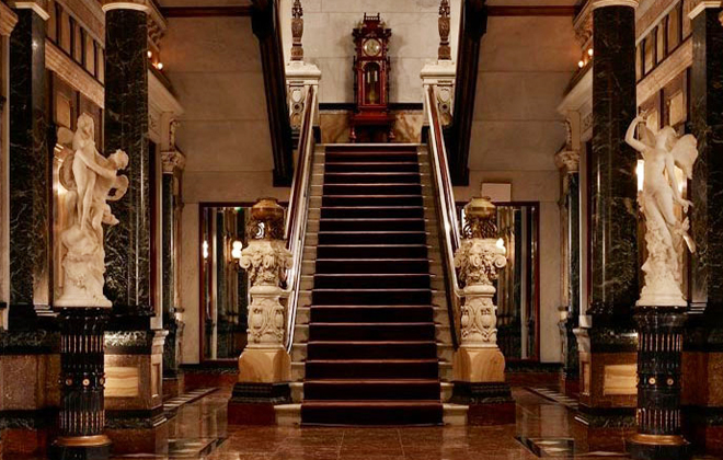 Driehaus Museum Honors Chicago's Gilded Age