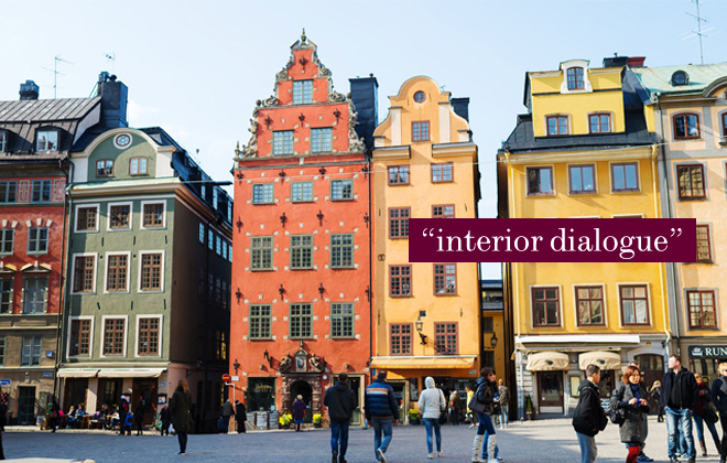 Interior Dialogue with Les Few / Stockholm