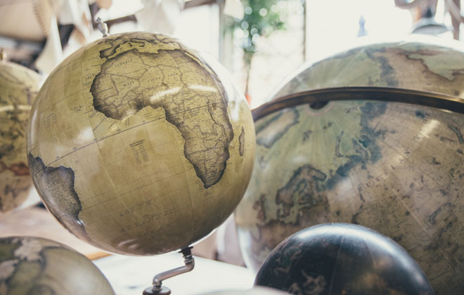 Bellerby & Co: The Last of the Great Globe Makers