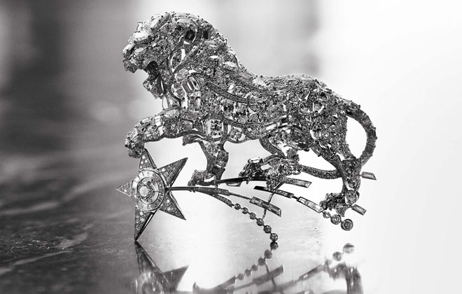 The Spirit of Coco in Chanel's Sous le Signe du Lion Collection