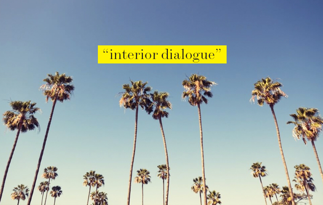 Interior Dialogue with Jeff Andrews / LA