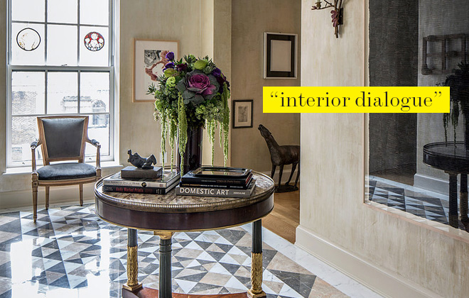 Interior Dialogue with Bennett Leifer