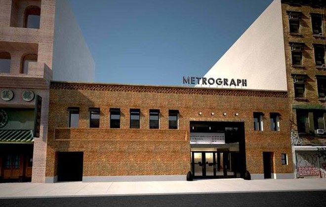 Metrograph: Back to the Golden Age of Film