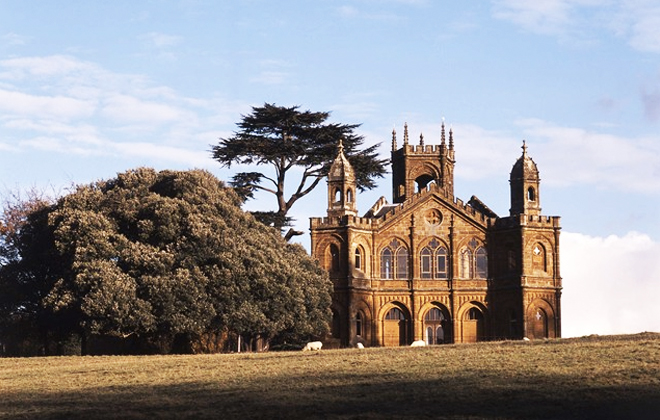 Landmark Trust: Why not Rent-a-Castle?