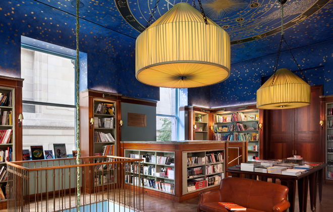 Interior Dialogue with The Albertine Bookstore