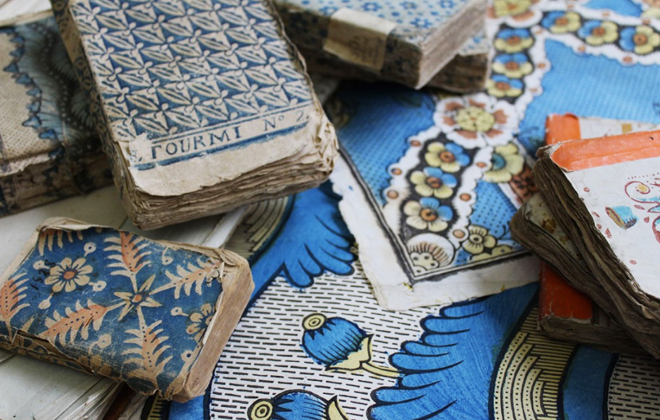 The Amazing Papers of Antoinette Poisson