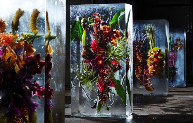 The Floral Creations of Azuma Makoto
