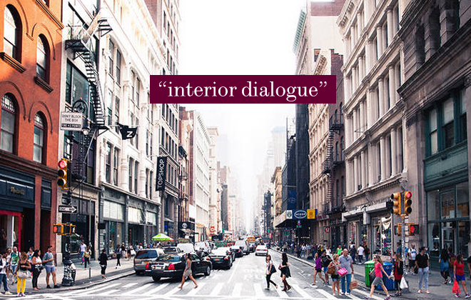 Interior Dialogue with Christiane Lemieux