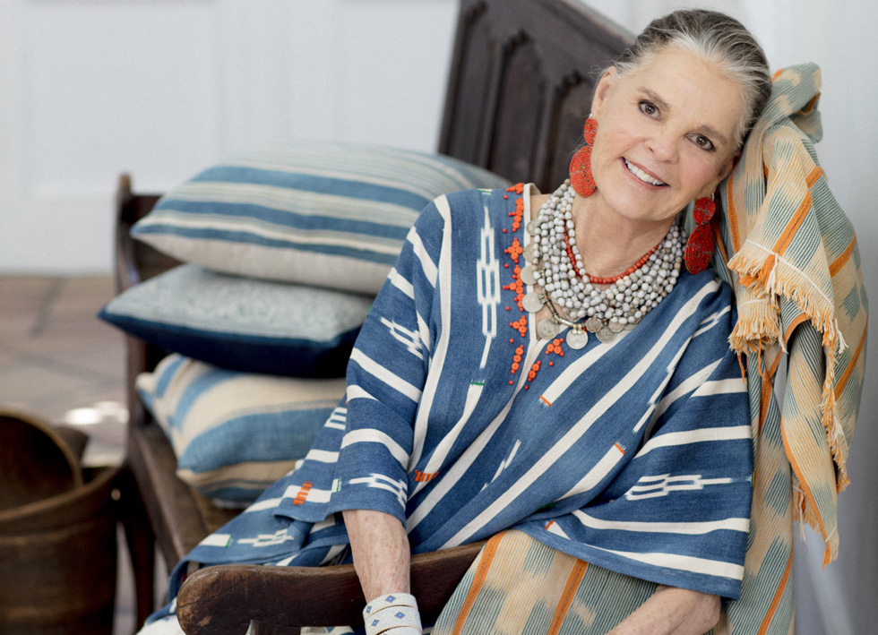 Ali MacGraw + ibu movement