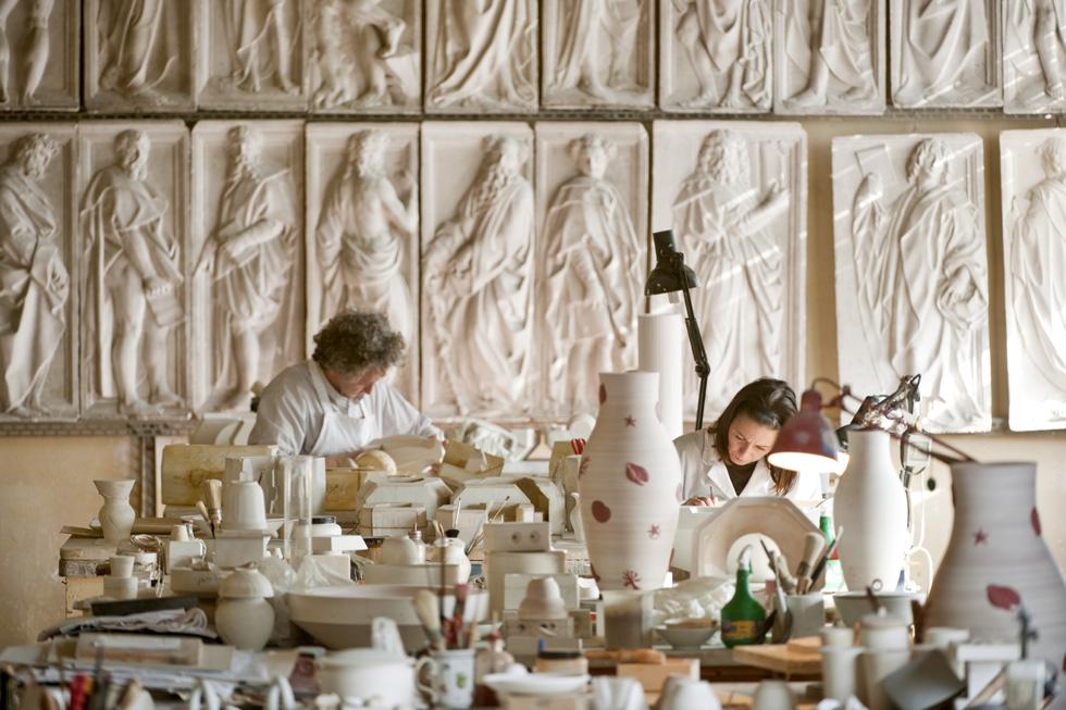 Richard Ginori 1735 Timeless Craftmanship And Design