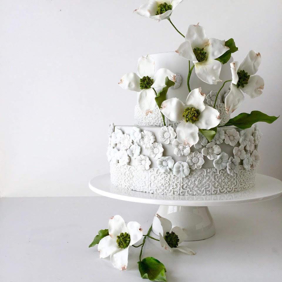 Cake Atelier Amsterdams Sugar Flowers And Wedding Cakes