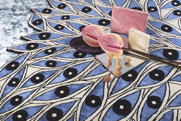 Atelier Février's ravishing rugs