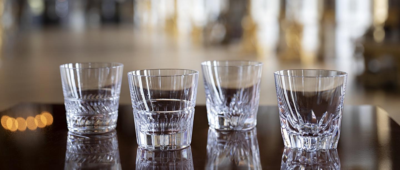 Saint Louise Glassware