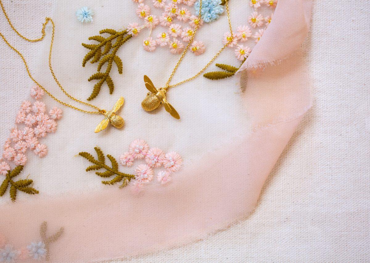 Alex Monroe's Buzz-Worthy Handmade Jewelry