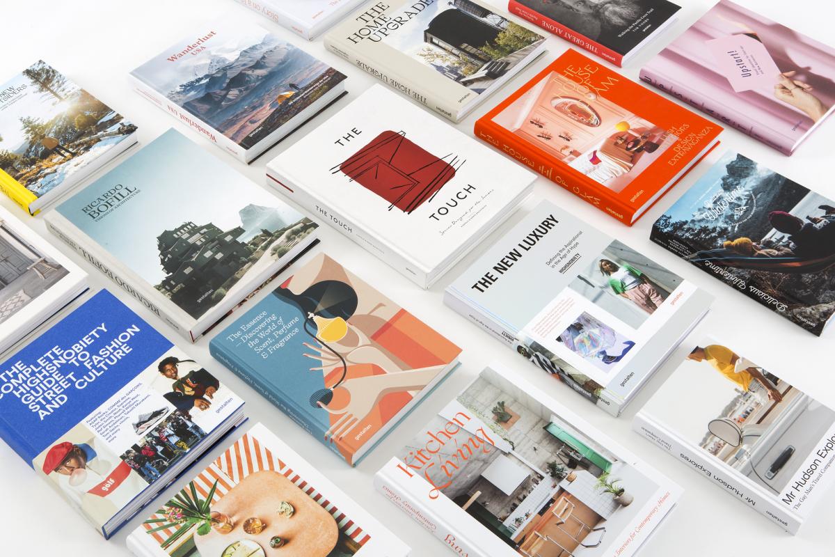 Gestalten Reimagines the Coffee Table Book