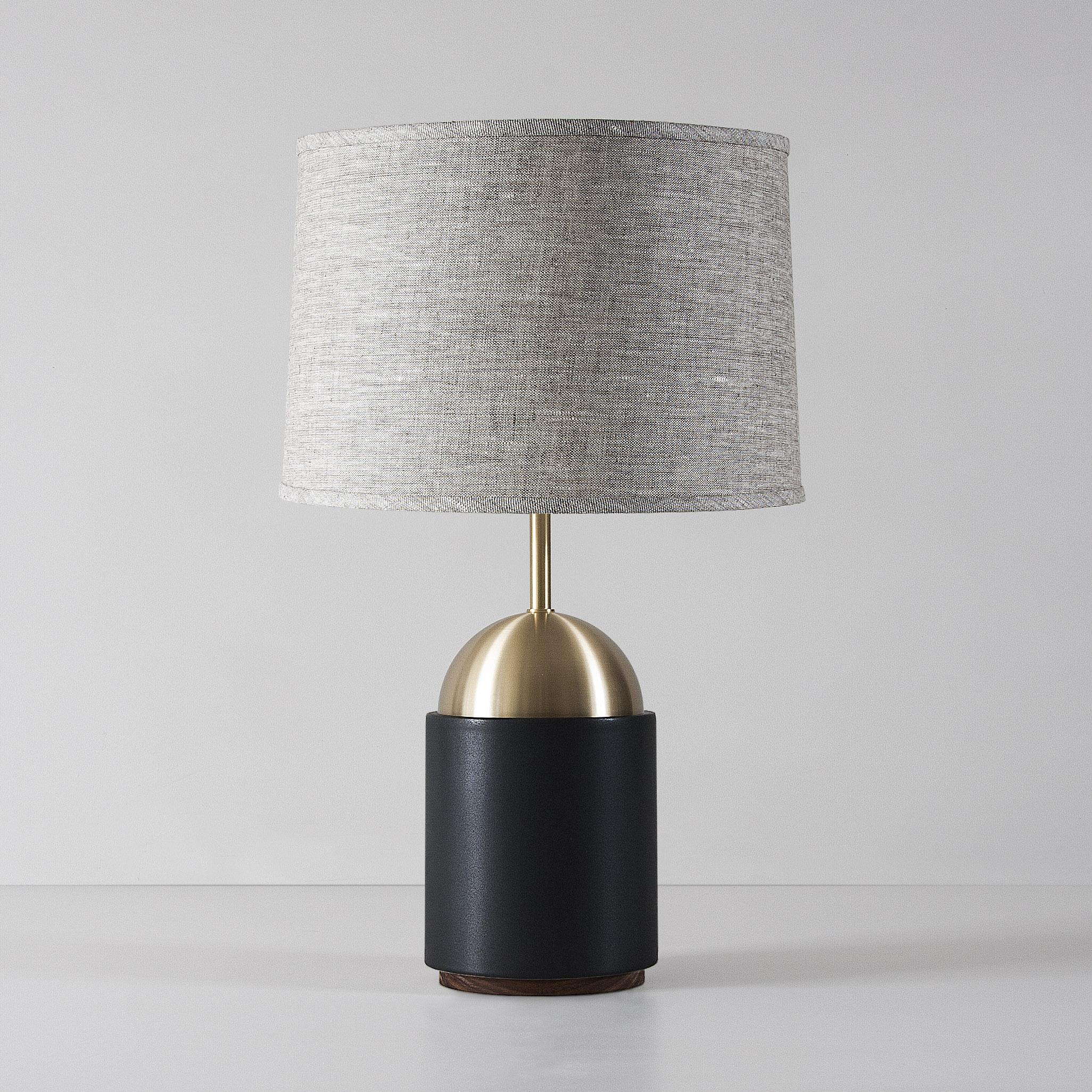 Stone and Sawyer lamp