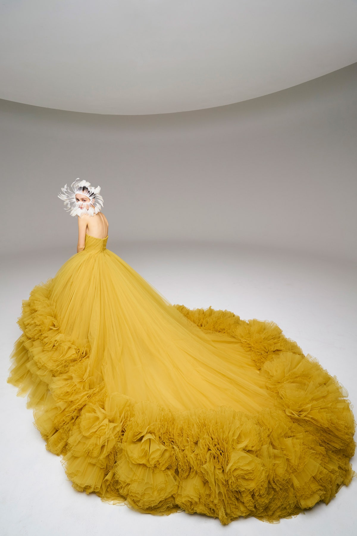 Gorgeous Couture Gowns from Giambattista Valli