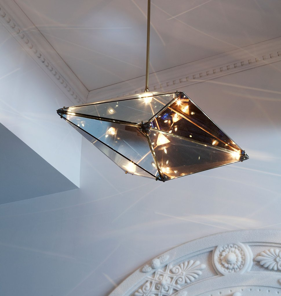 How amazing is this Bec Brittain Mashedron fixture, pictured here at Bar Nana?
